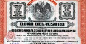 Bono del tesoro mexicano