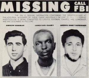 Goodman, Chaney y Schwerner