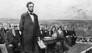 Gettysburg: 272 palabras que hicieron historia.