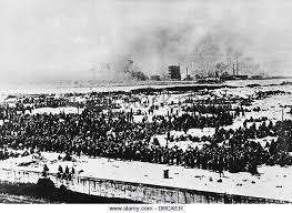 Miles de soldados aguardan el rescate en Dunkerque.