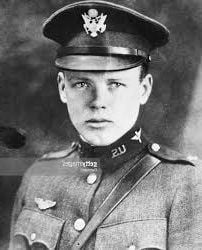 Cadete Charles Lindbergh
