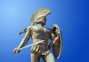 Esparta, o cómo fundar una sociedad perfecta.