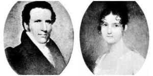 John y Frances Allan