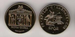 Moneda de Nova Roma