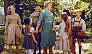La verdadera historia de la familia von Trapp.