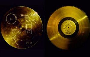 Un disco de oro, o dos, para la eternidad.