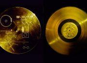 Disco de oro NASA
