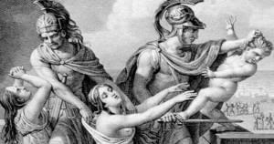 Apothetae: infanticidio eugenésico en Esparta.