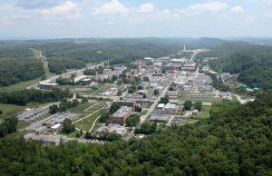 Laboratorio Nacional de Oak Ridge en la actualidad.