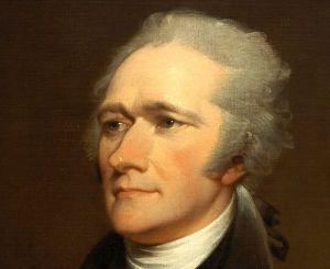 Alexander Hamilton, Independentista y Constitucionalista.