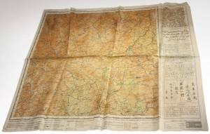 Mapa salido de un Monopoly
