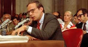 John Dean testifica ante el Senado