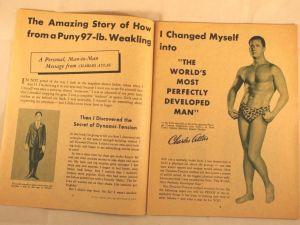 Programa de Charles Atlas