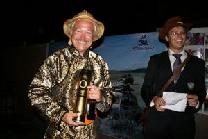 Mongol Rally 2007: Como no, Genchis Khan Vodka.
