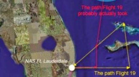 El plan original del Vuelo 19
