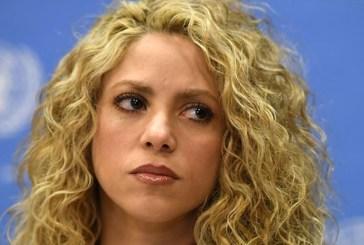 Shakira pierde demanda por la canción