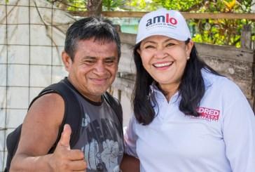 """La impunidad fortalece a la delincuencia y debemos erradicarla"""": Mildred Ávila"""