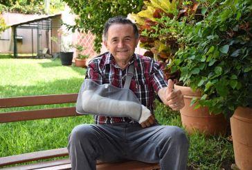 """Por fractura en el brazo, José Luis Pech, candidato de la Alianza """"Juntos haremos historia"""" no asistirá a debate que organiza COPARMEX Cancún"""