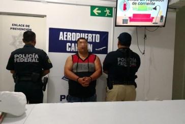 Detienen en Cancún a pareja de cubanos buscados en Estados Unidos por delincuencia organizada