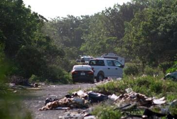 Investigan como feminicidio caso de dos jóvenes cuyos cuerpos arrojaron a baldío cerca del antiguo basurero