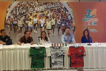 Se consolida el Maratón de Cancún en su 34 edición