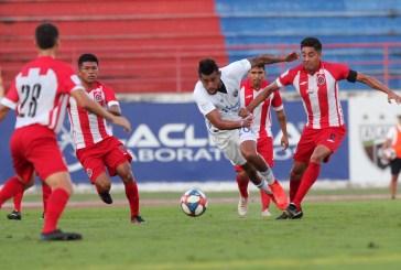 Empate a 1 gol entre Pioneros y San José