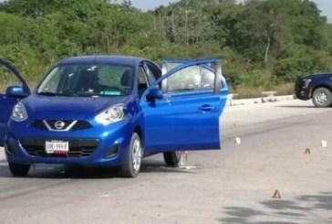 Dos atentados con arma de fuego en Playa del Carmen, un muerto