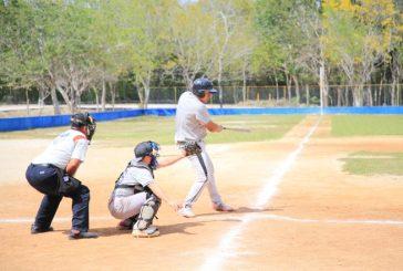 Finaliza con éxito torneo cuadrangular de sóftbol