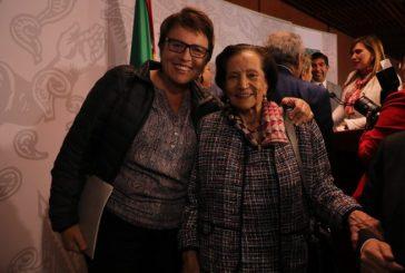 Reconoce Laura Beristaín apoyo de legisladores federales en agenda municipalista
