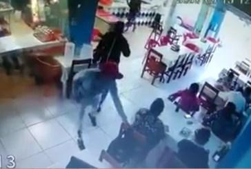 Ladrones roban 60 mil pesos a mujer en céntrica zona