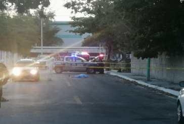 La violencia no para en Chetumal, ejecutan una persona en la Forjadores