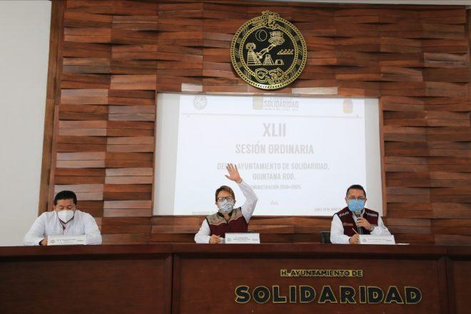 Solidaridad respalda instalación de base de la Guardia Nacional