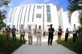 Gobierno de Solidaridad concluye sin endeudarse el Nuevo Palacio Municipal