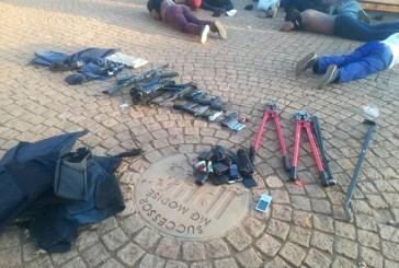 Varios muertos tras toma de rehenes en una iglesia en Sudáfrica