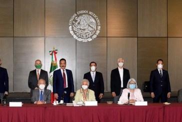 Segob intenta cerrar filas con gobernadores para continuar trabajo de forma coordinada ante la pandemia