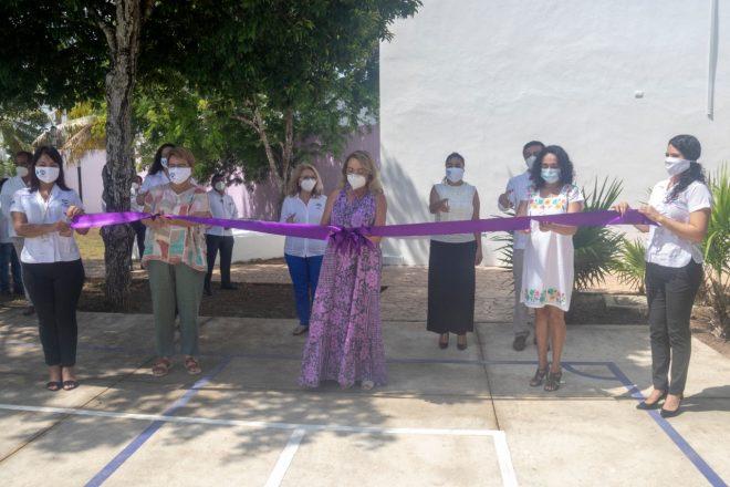 Solidaridad es líder en la atención a la mujer en Quintana Roo