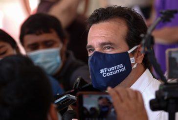 Cozumel conserva alta calificación crediticia y es financieramente estable: Pedro Joaquín