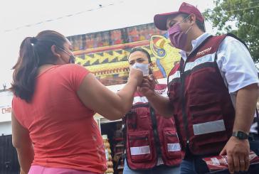 Debemos apoyar desde abajo para que Tulum tenga futuro: Juan Carrillo