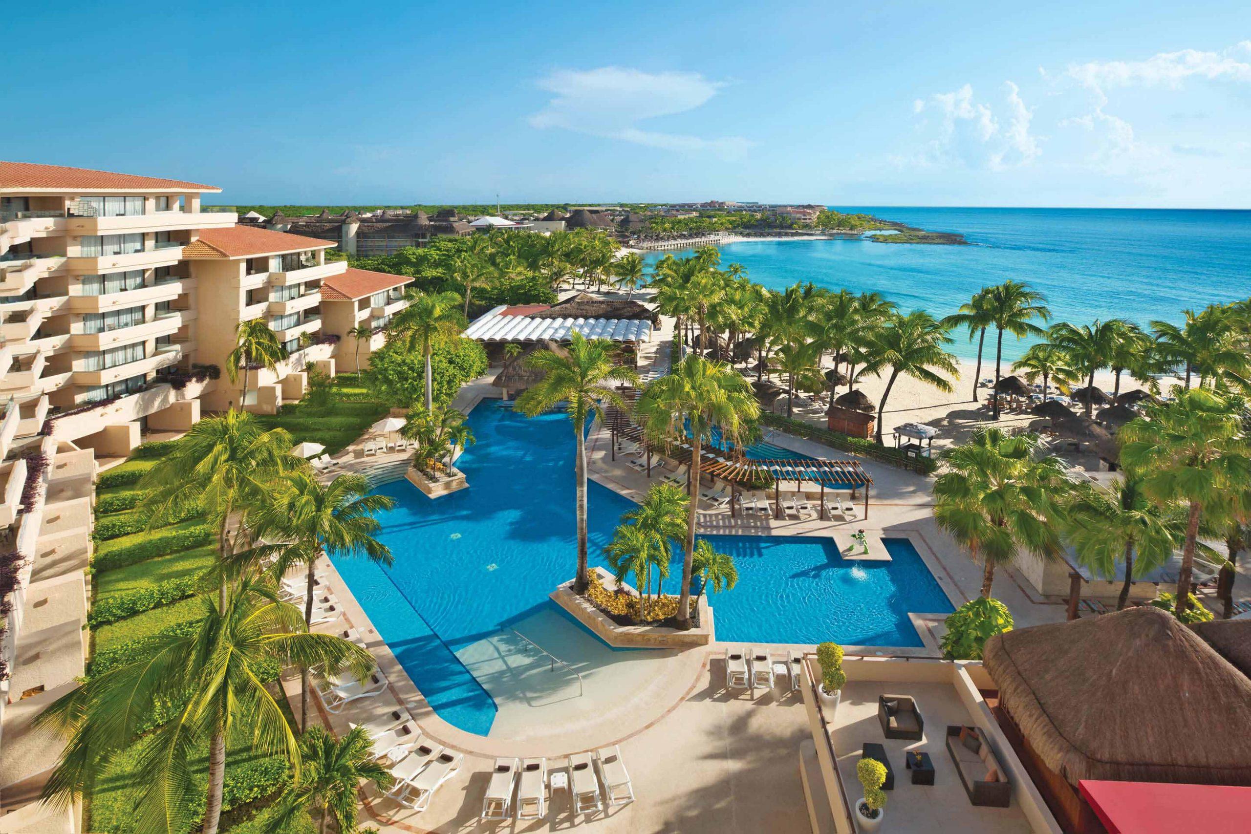Se van recuperando los hoteles de la Riviera maya