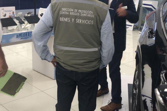 Telcel obliga a trabajadores sospechosos de tener Covid