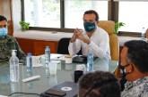 Ante el incremento turístico, reforzamos las acciones coordinadas para fortalecer la seguridad: Pedro Joaquín