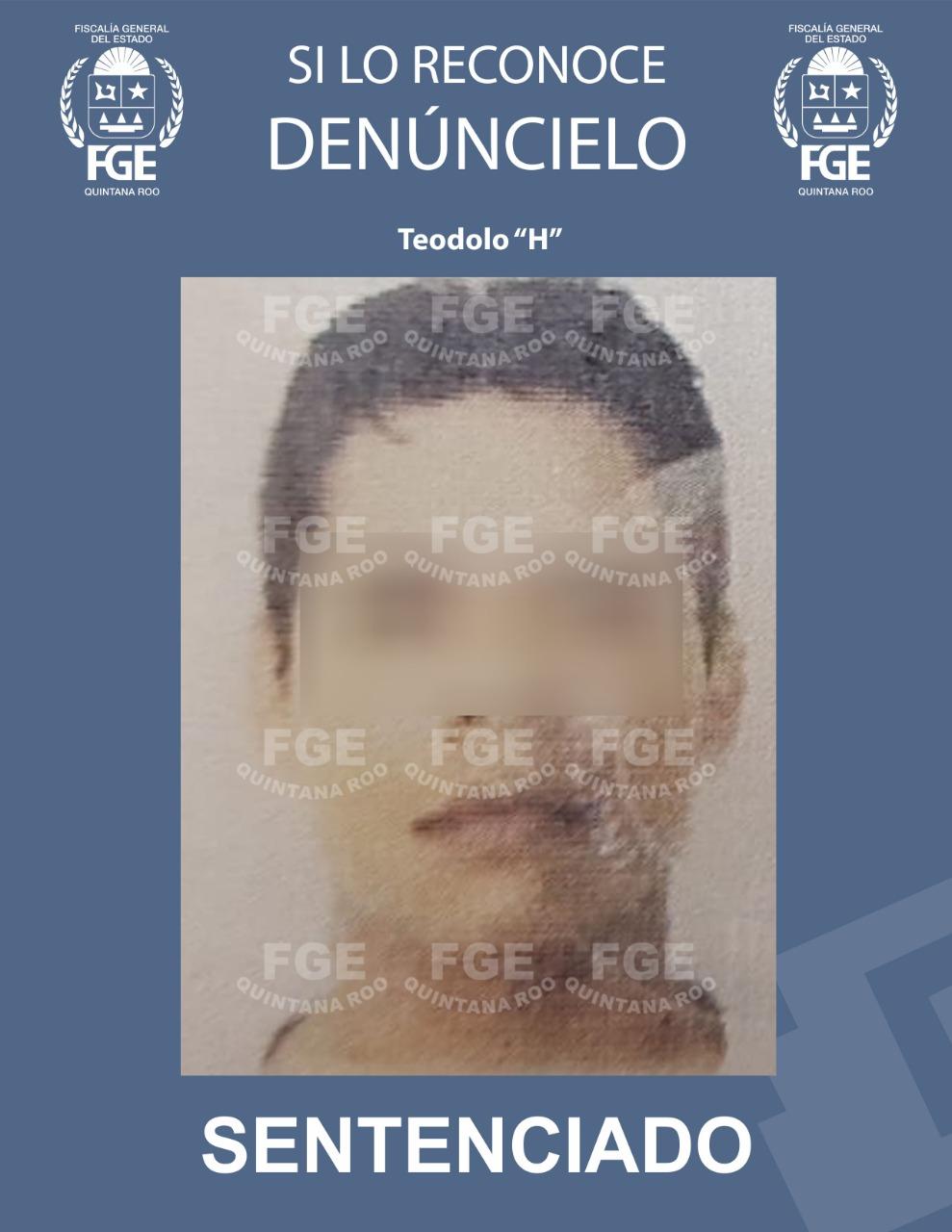 Informa FGE 102 personas detenidas del 5 al 11 de julio