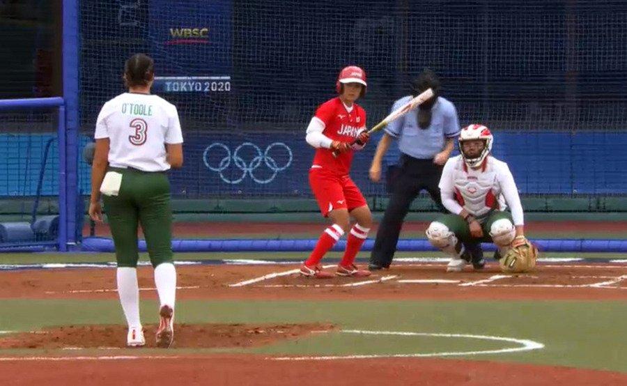 Selección mexicana femenil de sóftbol cae en extraining frente a Japón