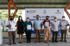 Entregaremos un municipio de pie, en la ruta de la consolidación de acciones a favor de Cozumel: Pedro Joaquín