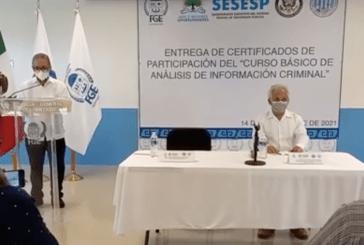 116 PERSONAS DETENIDAS DURANTE LA ÚLTIMA SEMANA DE SEPTIEMBRE: FISCALÍA.