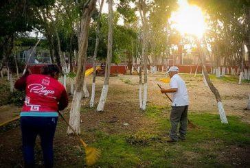 CON EL GOBIERNO DE LAURA BERISTAIN, SOLIDARIDAD TIENE MEJORES SERVICIOS PÚBLICOS PARA SUS CIUDADANOS