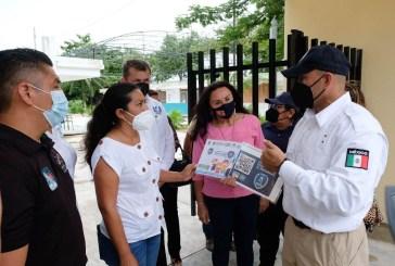 """IMPLEMENTA GOBIERNO DE PUERTO MORELOS EL PROGRAMA """"ESCUELA SEGURA"""""""