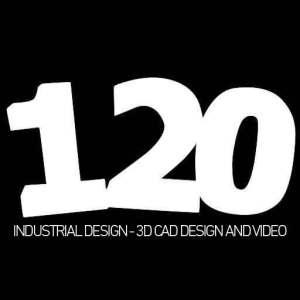cientoveinte - industrial design - 3D CAD animation
