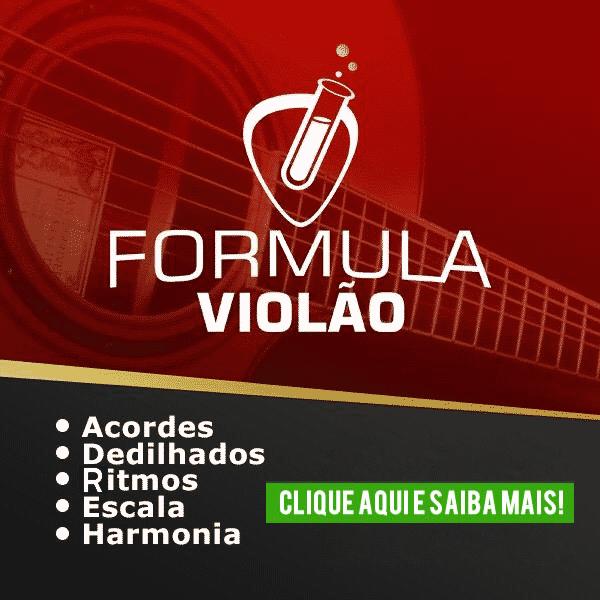 Curso de Violão - Fórmula Violão