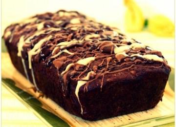 Çok Çikolatalı Cevizli Kek Tarifi